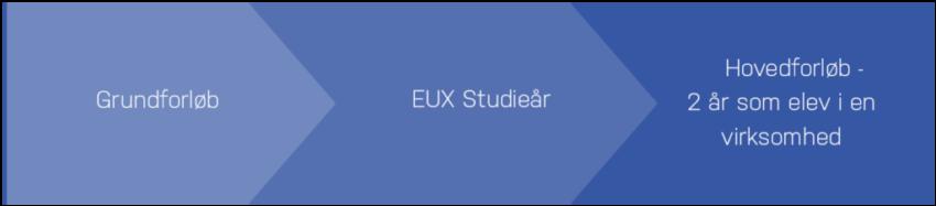 Opbygning EUX 1